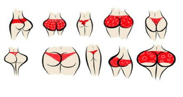What-Your-Butt-Shape-Says-About-You-You-Will-be-Surprise-